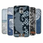 HEAD CASE DESIGNS JEANS AND LACES SOFT GEL CASE FOR SAMSUNG GALAXY S5 / S5 NEO