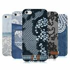 HEAD CASE DESIGNS JEANS AND LACES SOFT GEL CASE FOR APPLE iPHONE 5 5S SE