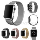 Milanese Magnetic Loop Stainless Strap Watch Band For Apple Watch Iwatch 38/42MM