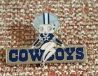 DALLAS COWBOYS BETTY BOOP Lapel Pin $16.49 CAD