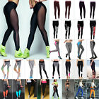 Fashion Womens YOGA Pants Compression Running Gym Sport Legging Fit Trouser S308