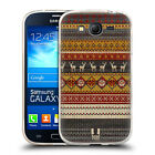 HEAD CASE DESIGNS KNITTED CHRISTMAS SOFT GEL CASE FOR SAMSUNG GALAXY GRAND NEO