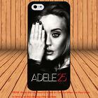 2017 Adele 25 Hard Phone Case Cover for iPhone & Samsung S7 S6 S5 S4 S3 Note5
