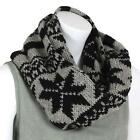 NEW  SIESTA FAIR TRADE HAND MADE THICK WOOL WINTER SNOOD / SCARF FROM NEPAL