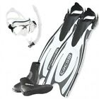Cressi Set Frog Plus White 02UK