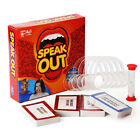 Speak Out Mouthguard Mouthipiece Speakout Board Game Party Birthday Gifts