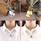 Fashion Men's Women's Stainless Steel Boxing Glove Pendant Necklace Chain  OZ