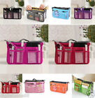 Professional Travel Insert Handbag Organiser Purse Large liner Organizer Bag DZ8