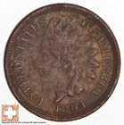 1864 Indian Head Cent - Bronze - Civil War Era *872