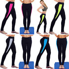 HOT Womens Sports Gym Yoga Running Fitness Leggings Pants Workout Clothes S451