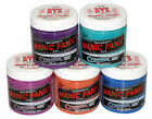 MANIC PANIC Pastel Creamtone Semi-Permanent Hair Dye Choose Your Color 4 Oz NEW