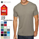 NEW Next Level Men's Sueded Crew next Premium Fit XS-XL T-Shirt R-6410