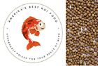Bulk Koi Fish Food Floating Pond Pellets for Large Koi &amp; Pond Fish 32% Protein  <br/> Choose 5, 10, or 20 lbs Bulk Packaging SHIPS FREE USPS!