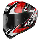 Shoei X-Spirit 3 ECE Helmet - Assail Red/Black Track Race Motorcycle Road Street