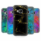 OFFICIAL HAROULITA MARBLE HARD BACK CASE FOR HTC PHONES 1