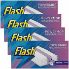 Flash Power Mop 12 Refill Cleaning Pads Disposable Absorbent Cloths Replacement
