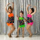 Candyman Dance Costume Shorts Top and Headwrap Tap Jazz Child Adult Clearance