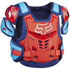 2017 Fox MX Mens Raptor Roost Vest - Blue/Red Armour Offroad Motocross
