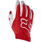 2017 Fox MX Mens Airline Gloves - Moth Red Motocross Offroad Trail Enduro