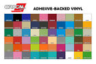 """Oracal 631 12"""" x 10ft. Roll Matte Vinyl - 60 Colors to choose from"""