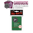 Ultra Pro Pro-Matte Deck Protector Sleeves 50 ct Green