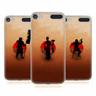 OFFICIAL ARON ART JAPANESE SILHOUETTE SOFT GEL CASE FOR APPLE iPOD TOUCH MP3