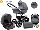 Baby Pram Pushchair Stroller Car Seat Carrycot Travel System Buggy  <br/> FORWARD&amp;REAR FACING MODE,Rain Cover,Mosquito Net &amp; MORE