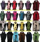 Внешний вид - Choose 1,2,3 100% CASHMERE SCARF SCOTLAND SOLID / Pashmina / INFINITY NEW SOFT