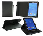 Universal 360° Rotating Wallet Case Cover fits 9 inch -10 inch Tablet & Stylus