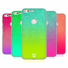HEAD CASE DESIGNS NEON RAIN OMBRE HARD BACK CASE FOR GOOGLE PIXEL