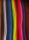 "30"" Very Short Dog Slip Show Lead Agility Gundog Training Paracord Very Strong"