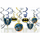 Batman Superhero Boys Birthday Party Room Ceiling Decoration