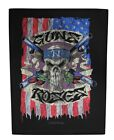 Guns N' Roses Flag Backpatch