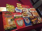 Vintage Candy Bar Wrapper Lot Food Container Lot Cereal Box Doritos Bags