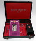 Master Electric Co. Master Violet Ray No. 11 - Nice Clean Set Working & Complete