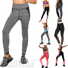 Yoga Leggings Trousers Gym Fitness Running Exercise Women Sports Pant hot sale
