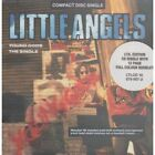 LITTLE ANGELS Young Gods CD UK Polydor 1991 3 Track With 12 Page Booklet B/W Go
