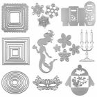 Scrapbooking Cutting Dies Stencil DIY Cards Album Embossing Craft Trump Hillary