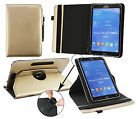 Universal Sleek (7 - 8 Inch) 360 Degree Rotating Stand Wallet Case for various