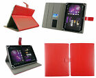 Universal Wallet Case Cover fits Fusion5 Xtra Space 4 Android Tablet PC