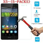 9H Real Premium Tempered Glass Screen Protector Film Guard For Huawei Honor 8