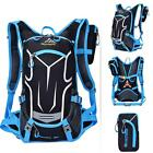 Cycling Bicycle Outdoor Sports Backpack Riding Water Pack Helmet Bag