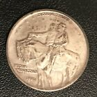 Stone Mountain silver commemorative half dollar