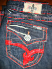Laguna Beach Damen Jeans Aliso Beach  RED STITCH  W24 - W31