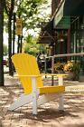 Poly Lumber Wood Lakeside Adirondack Chair- Amish Made in the USA
