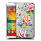 HEAD CASE DESIGNS ORGANIC FLORALS 2 HARD BACK CASE FOR SAMSUNG PHONES 2