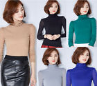 Hot Sale Womens Long Sleeve Fashion Long Sleeve Casual Blouse Lace Tops
