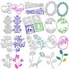 Metal Cutting Dies DIY Scrapbooking Embossing Paper Card Album Diary Stencil