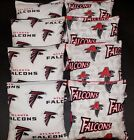 ATLANTA FALCONS Vintage Print CORNHOLE BEAN BAGS 8 ACA Regulation Game Toss Bags on eBay