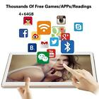 Octa Core 10'' 4+64G/2+32G Android 5.1 Dual Sim Call Phone Pad Tablet PC Phablet
